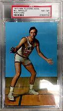 1973 NBA PLAYERS ASSOCIATION BILL BRADLEY POSTCARD PSA 8 NM-MT CONDITION