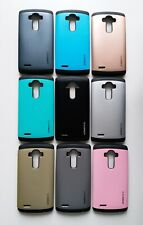 For LG G4 Protective Case Dual Layer Hybrid Lining Armor Shockproof