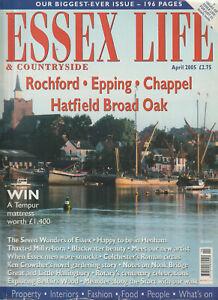 ESSEX LIFE - APR.2005 - ROCHFORD / CHAPPEL