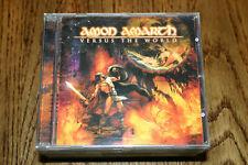 "Amon Amarth - ""Versus the World"" CD 1st Press 2002"