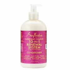 SheaMoisture SuperFruit Complex 10-in-1 Renewal System Conditioner, 13oz