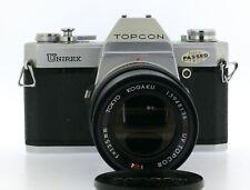 Topcon Unirex + UV Topcor 135 4.0 funzionante