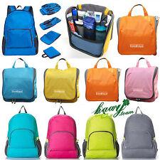 Large Waterproof Backpack Outdoor Sports Travel Hiking Camping Rucksack Bags