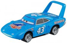 Takara Tomy Tomica Disney Movie CARS 2 Blue KING C-10 Car Rescue Diecast Toy F/S