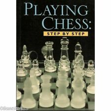 Playing Chess: Step By Step [Paperback] By Gary Lane - Australian Chess Champ