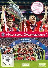 Mia san Champions ! (2 DvDs) Jupp Heynckes, Phillip Lahm, Bastian Schweinsteiger