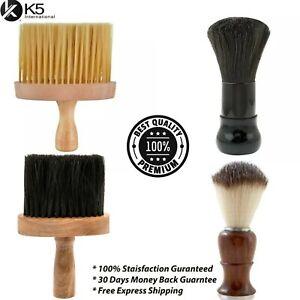 Barber Neck Duster Soft Shaving Brush Hair Cutting Neck Cleaning Brush Duster
