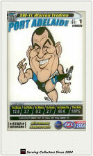 2006 AFL Teamcoach Card Star Wild Card SW11 Warren Tredrea (Port Adelaide)