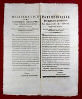 Langue Alsacienne Strasbourg en 1793 Alsace Révolution Française Rumpler