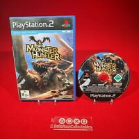Monster Hunter - Sony Playstation 2 PS2 PAL Game No Manual *BRCollectables*