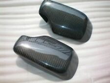 Carbon Fiber Tape-on Side Mirror Covers for BMW E46 Sedan & E39 3 5 Series