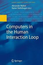 Human-Computer Interaction: Computers in the Human Interaction Loop by Alex...