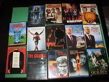 "New listing ""14"" Dvd'S ""Doc Martin Series "", "" Entourage Season 1 "" "" Dodgeball"""