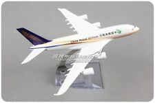 Solid China Postal Airlines EMS A380 Commerce Airplane Metal Plane Diecast Model