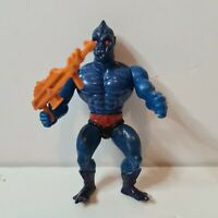 Vintage He Man The Masters Of The Universe Action Figure Webstor 1981 with gun