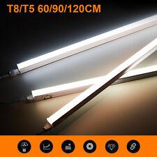 T5 T8 60/90/120cm LED Tube Light Fluorescent Batten Linear Tube Light AU Stock