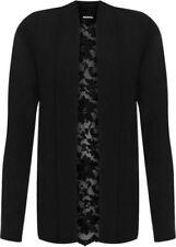 Geblümte hüftlange Damen-Pullover & -Strickware in Größe 42
