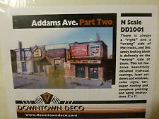 Downtown Deco N #2001 Addams Avenue Part Two -- Plaster Kit