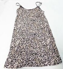 412319c75257 Women's Nightgown by Marilyn Monroe Size Large Animal Print Pre-owned