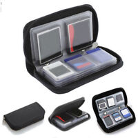 HC MMC CF For  Memory Card Storage Carrying Pouch bag Case Holder US