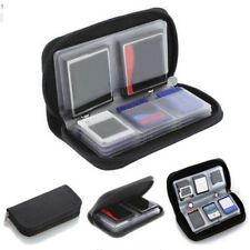 HC MMC CF For  Memory Card Storage Carrying Pouch bag Case Holder