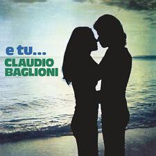 BAGLIONI CLAUDIO E TU... VINILE LP (REMASTERED 192KHZ) NUOVO SIGILLATO