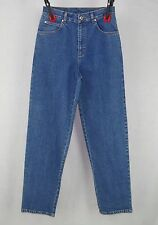 Azztro Star Western High Rise Taper Leg Jeans Size 8