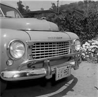 Volvo PV 444 1956 OLD CAR ROAD TEST PHOTO 8