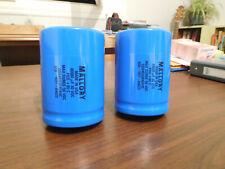 Condensateurs Mallory 40v 40000uf pour Mc Intosh MC2105