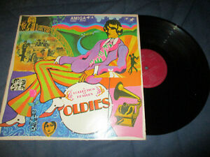 A Collection of Beatles Oldies Amiga LP