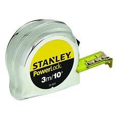 Stanley 033523 Micro Powerlock Mètre À Ruban 3 M
