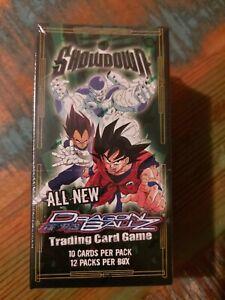 2x Showdown: Booster Box New Sealed Product - Dragon Ball Z Score (2005)