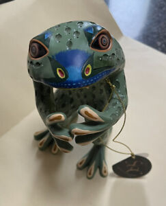Sterling & Camille InSpiriters Frog
