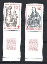 Série Croix Rouge -1983 - (Yvert et Tellier n° 2295-2296 )