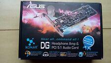 ASUS Xonar DG Soundkarte PCI 5.1