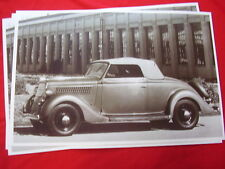 1935 FORD ROADSTER  11 X 17  PHOTO  PICTURE