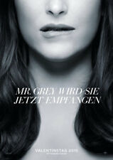 Fifty Shades of Grey - A1 Filmplakat - Dakota Johnson, Jamie Dornan, Jennifer #1