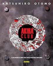 Akira Club. NUEVO. Nacional URGENTE/Internac. económico. COMIC Y JUEGOS