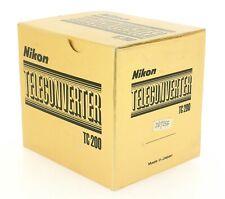 Nikon AI Teleconverter TC-200 2x  Moltiplicatore di focale 2x