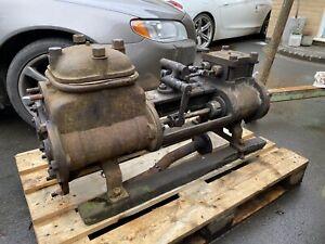 Steam Pump Worthington Simpson Boiler Feed Pump Live Steam Vintage Full Size