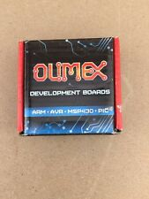 NEW OLIMEX MOD-NRF24LR  ADD-ON BOARD RF TX/RX UEXT MODULE NRF24L01 2.4GHZ 2MBPS