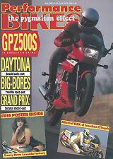 Kawasaki GPZ500S EX500-A1 Mistral GSX-R1100 Moto Martin Honda CBX1000 Wiseco GPZ