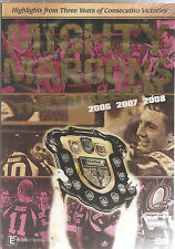 Mighty Maroons the Three-peat (DVD, 2008)