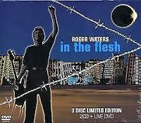 Waters, Roger - In The Flesh - Live NEW CD + DVD