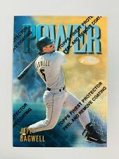 JEFF BAGWELL 1997 TOPPS FINEST POWER HOUSTON ASTROS CARD 159 THEME P21 UNCOMMON