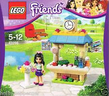 Lego friends 41098 Emmas Kiosk Freunde Touristen Getränke Sommer News Neu OvP