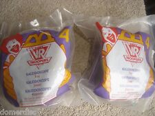 McDonalds Mip Sealed Happy Meal Toy Saban's Vr Troopers Kaleidoscope 2 1995