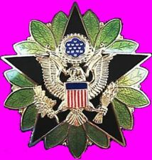 US Army General Staff Officer Uniform Badge Medal Pin DOD Rank Unit Command USA