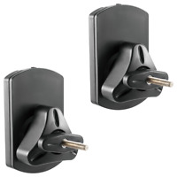 ViiRO Pivoting Speaker Wall Mount Supports Multiple Mounting - VO-SM05