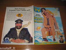 TV SORRISI E CANZONI=1992/32=ALLEGATO FUMETTO PICCOLO GRANDE BOGEY CREPAX GUIDO